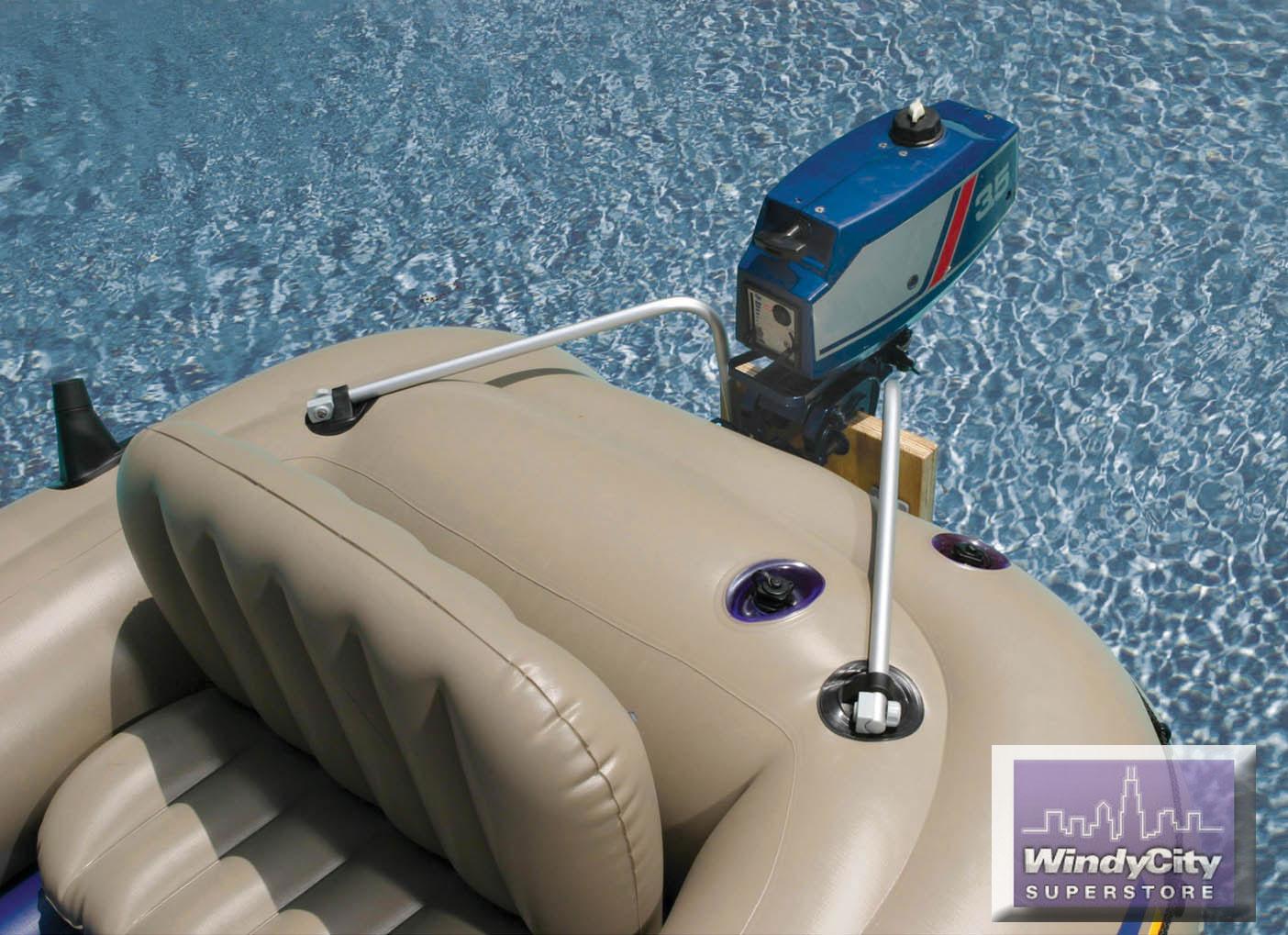 intex 68624 - Крепежное снаряжение для мотора лодки Motor Mount Kit.